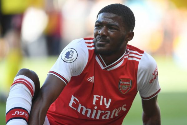 Ainsley Maitland-Niles has been targeted by Three Premier teams