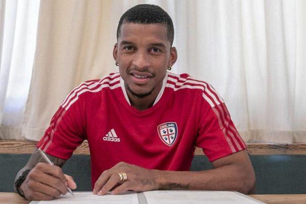 Dalbert Lagui joins Cagliari on loan